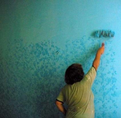 Как правильно покрасить стены в ванной комнате своими руками 11