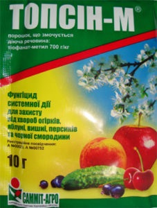 Gombaölő topsin használati utasítást és a fogyasztás