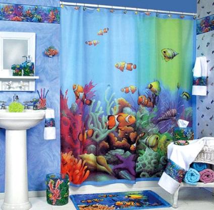 Декорирование ванной комнаты своими руками фото 19