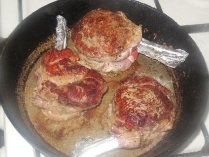 Как приготовить сочную телятину в духовке