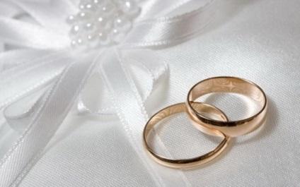 5 érdekes tény esküvő