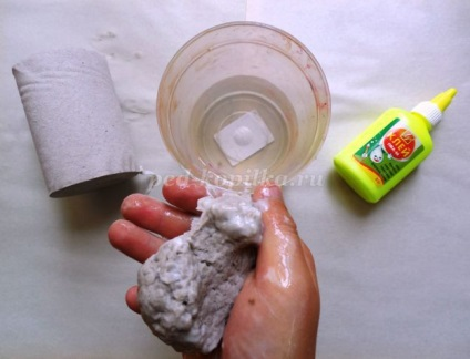 Папье-маше своими руками для начинающих из туалетной бумаги своими руками 81