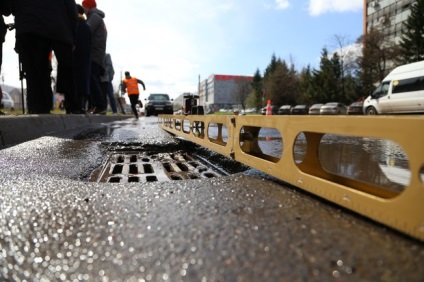В Курской области обследуют состояние дорог