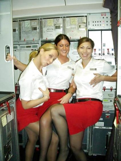 фото студентки-стюардессы