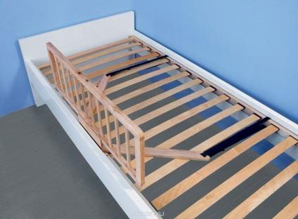 Детский барьер для кровати своими руками 59
