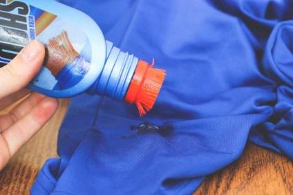 Чем оттереть мазуту в домашних условиях 33