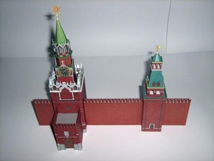Поделки из бумаги своими руками башня 51