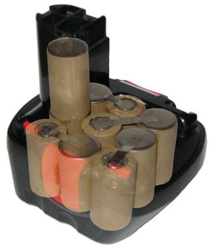 Акумулятори для шуруповертів, як правильно вибрати, робимо своїми руками