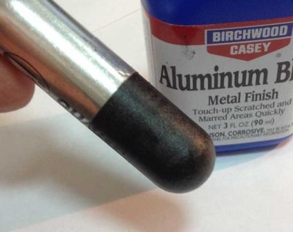 Как зачернить алюминий в домашних условиях 274