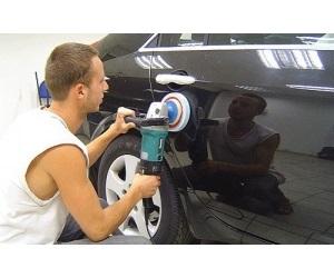Як правильно відполірувати кузов автомобіля