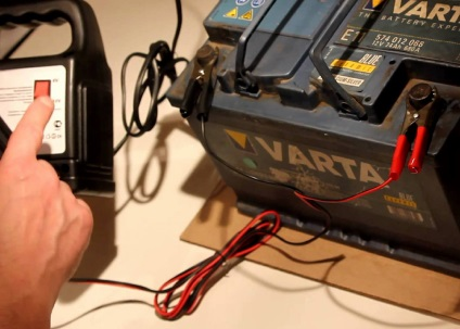 Як правильно заряджати акумулятор автомобіля