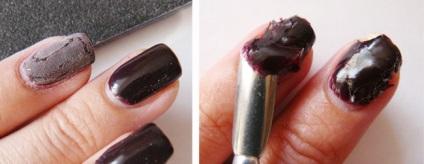Как снять гелевые ногти в домашних условиях без спиливания 250