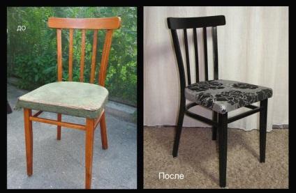 Отремонтировать стулья своими руками 979