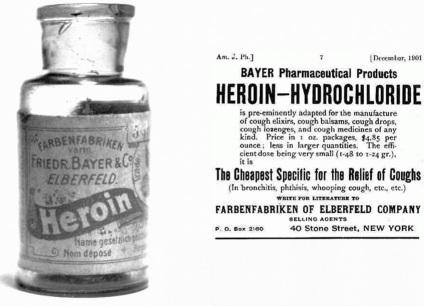 10 Дивних фактів про наркотики - новини життя
