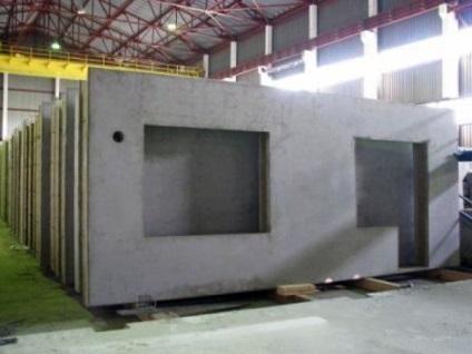 Beton panel ház