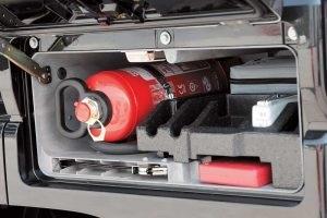 Вогнегасник автомобільний особливості вибору