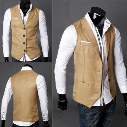 9c81bbcef9 Abból, amit viselni férfi mellény divat tippek