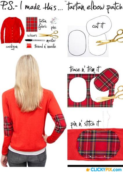 13 Ідей переробки одягу з фото інструкцією 6e4061cc66d90