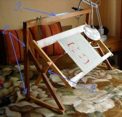 Как сделать станки для вышивания своими руками 368