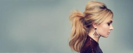 Как сделать начес на длинные волосы в хвост