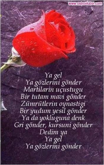 török szerelmes idézetek Szerelmes versek török fordítással