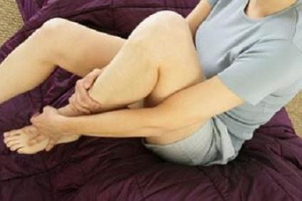 ночные приступы чувства жжения в спине и ногах