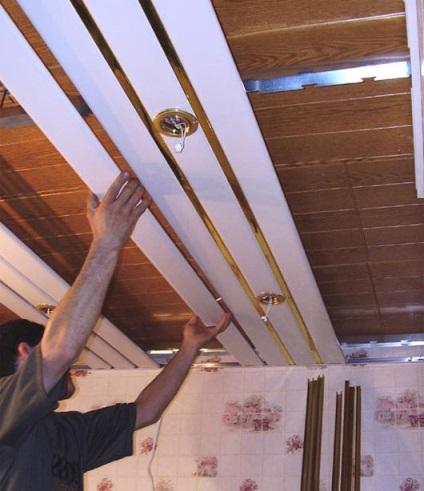 Потолочные панели своими руками фото 555