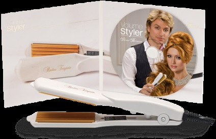 Гофре щипці і плойки для волосся - купити за актуальними цінами в інтернет магазин