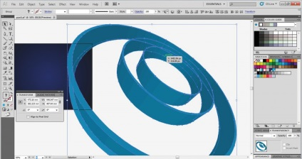 Как в иллюстраторе сделать размеры