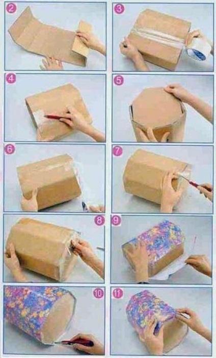 Как сделать себе андеркат