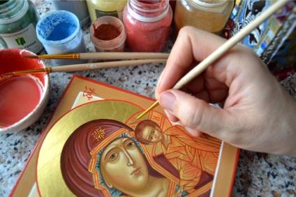 Купити мальовничі ікони в інтернет магазині в москві відгуки, характеристики, доставка