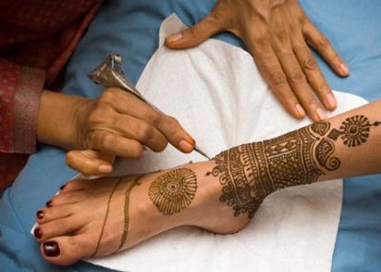 Домашняя татуировка своими руками 45