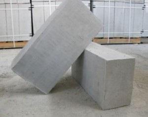 Szilikát blokk falazatban
