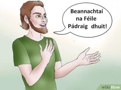 Hogyan gratulálni Szent Patrik napja keltául