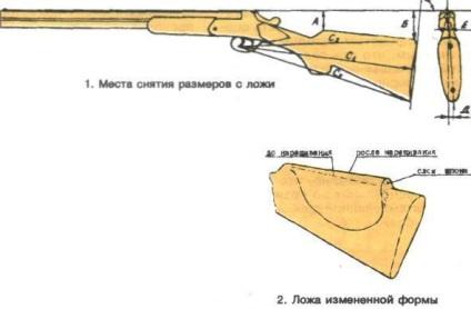 Изготовления приклада для ружья своими руками