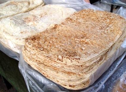 Рецепт армянского лаваша в домашних условиях в  564