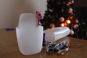 Как сделать подставку для зубных щеток и пасты своими руками 64