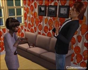 """Vérfarkasok «a Sims 2 Házi kedvenc"""""""