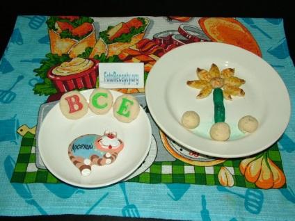 Солоне тісто для ліплення в домашніх умовах для дітей як зробити - покрокові рецепти страв з фото в