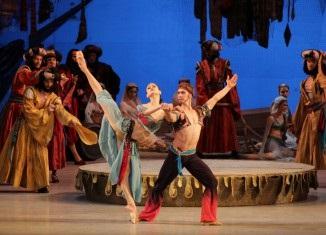 "A balett ""Le Corsaire"""