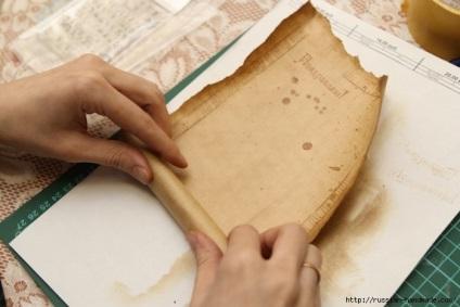 Как сделать свиток из бумаги своими руками 85