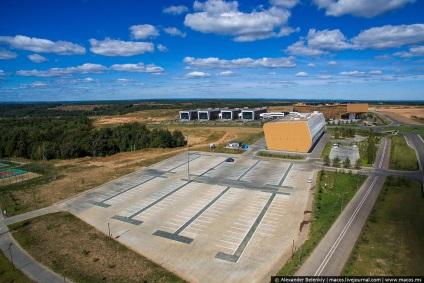 Pandora szelencéje - Magyarország épített új város