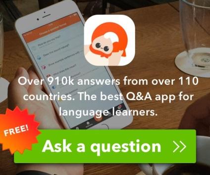 A neve Mary, lang-8 az idegen nyelvek tanulása
