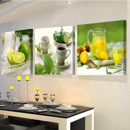 panelek a falon a konyhában (47 fotó) Konyhai fali panelek saját ...