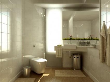 Megkezdése előtt a javítás a fürdőszobában - 15 tipp