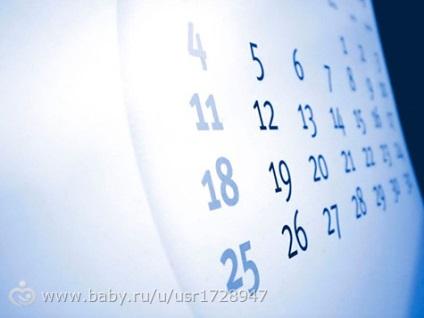 Hány nap utolsó ovuláció