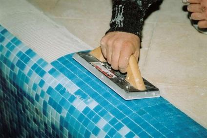 Укладка пвх своими руками с клеем