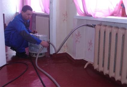 Чем промывать систему отопления в частном доме своими руками 6