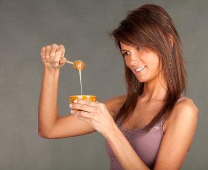 Лікування медом жіночих хвороб, мед при жіночих захворюваннях
