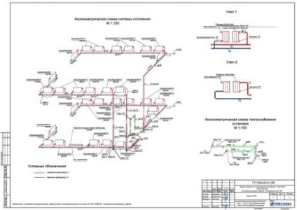 Гост на аксонометрические схемы